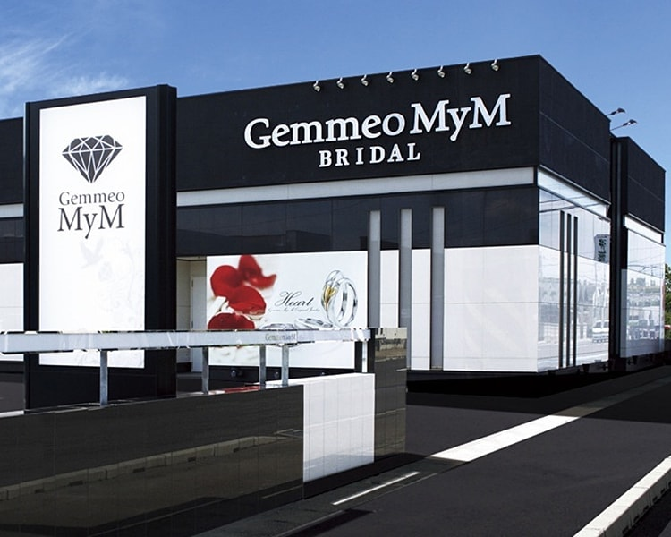 Gemmeo MyM 店舗写真