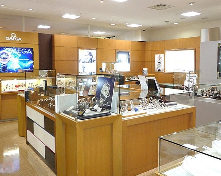 時計・宝石のマツムラ 店舗写真